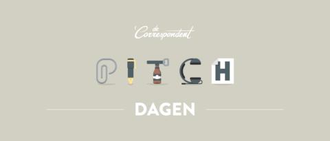 Sinds januari 2016 organiseert De Correspondent pitchdagen voor freelancers.