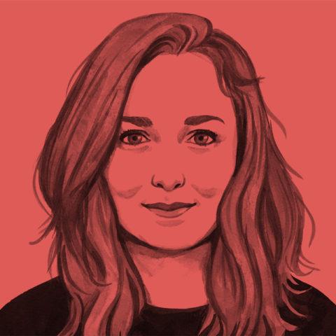 De avatar van Maaike Goslinga. ©DeCorrespondent