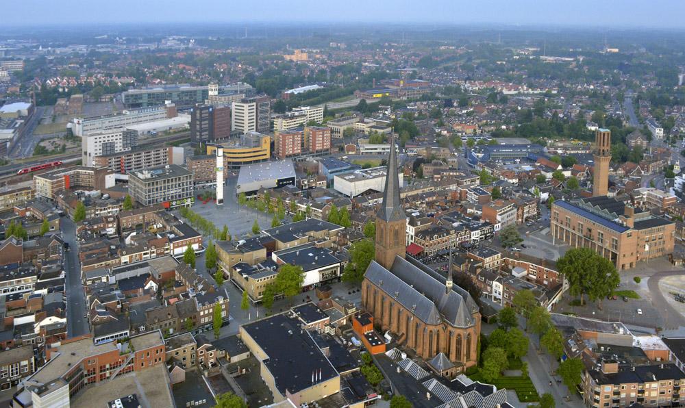 Hengelo luchtfoto. Foto: Brinkhorst