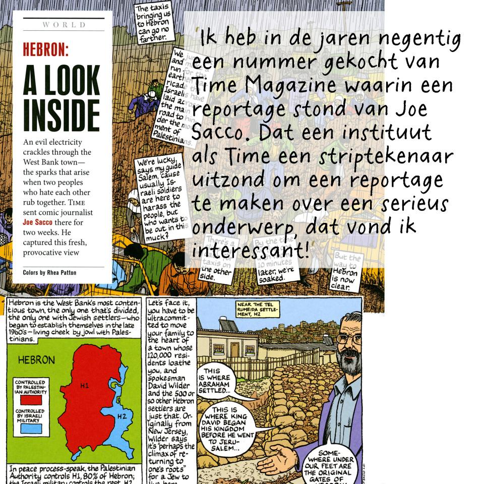 Dit verhaal is in het Nederlands vertaald en opgenomen in het boek 'Reportages', uitgegeven door Oog & Blik.