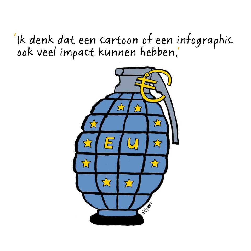 Bas van der Schot over de eurocrisis.