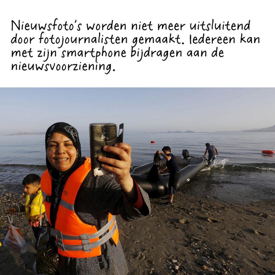 Foto van Yannis Behrakis/Reuters