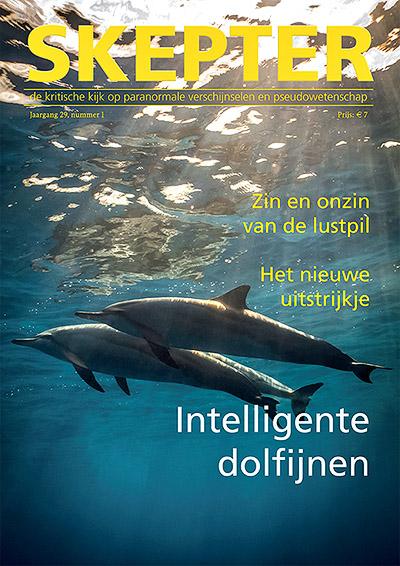 De cover van Skepter van maart 2016.