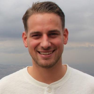 Daan Heijink, eindredacteur samensteller van de voorpagina van NU.nl.